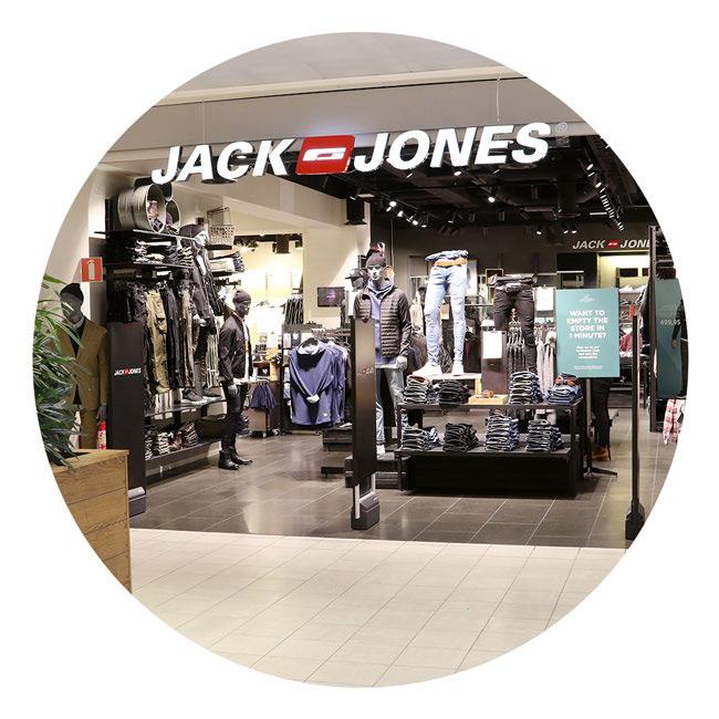 Jack & Jones i Östersund
