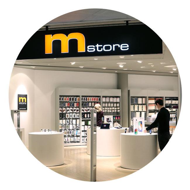 mStore - Apple Premium Reseller i Östersund