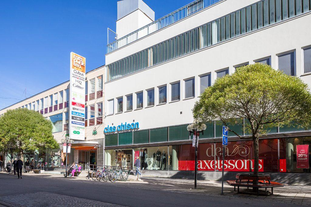 parkeringshus östersund öppettider