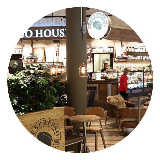 Espresso House i Östersund