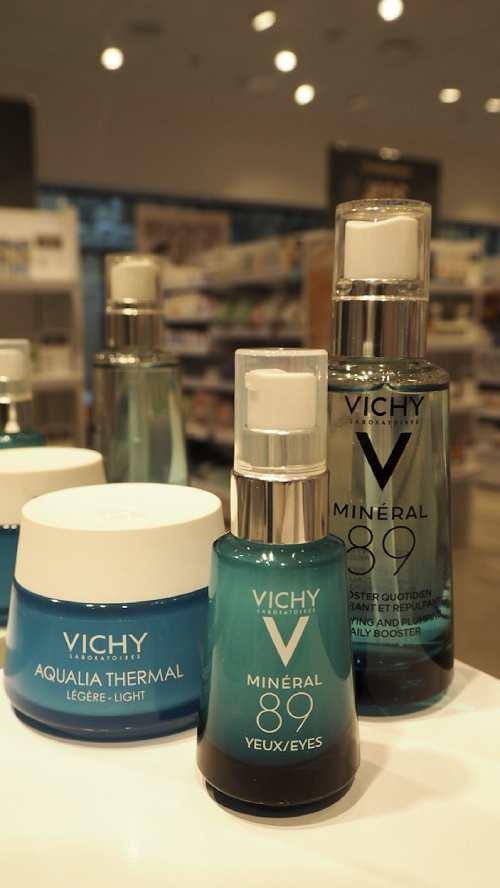 Vichy ögonkräm